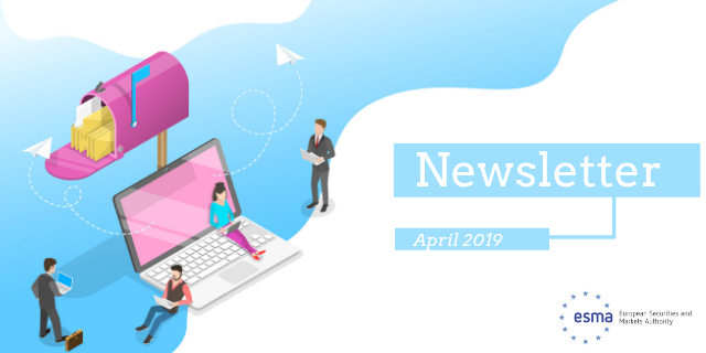 Newsletter  - April