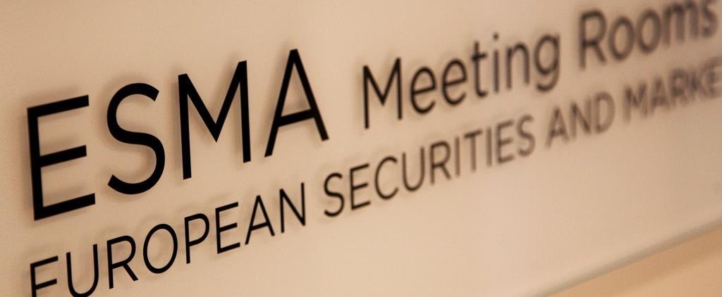 ESMA meeting room sign